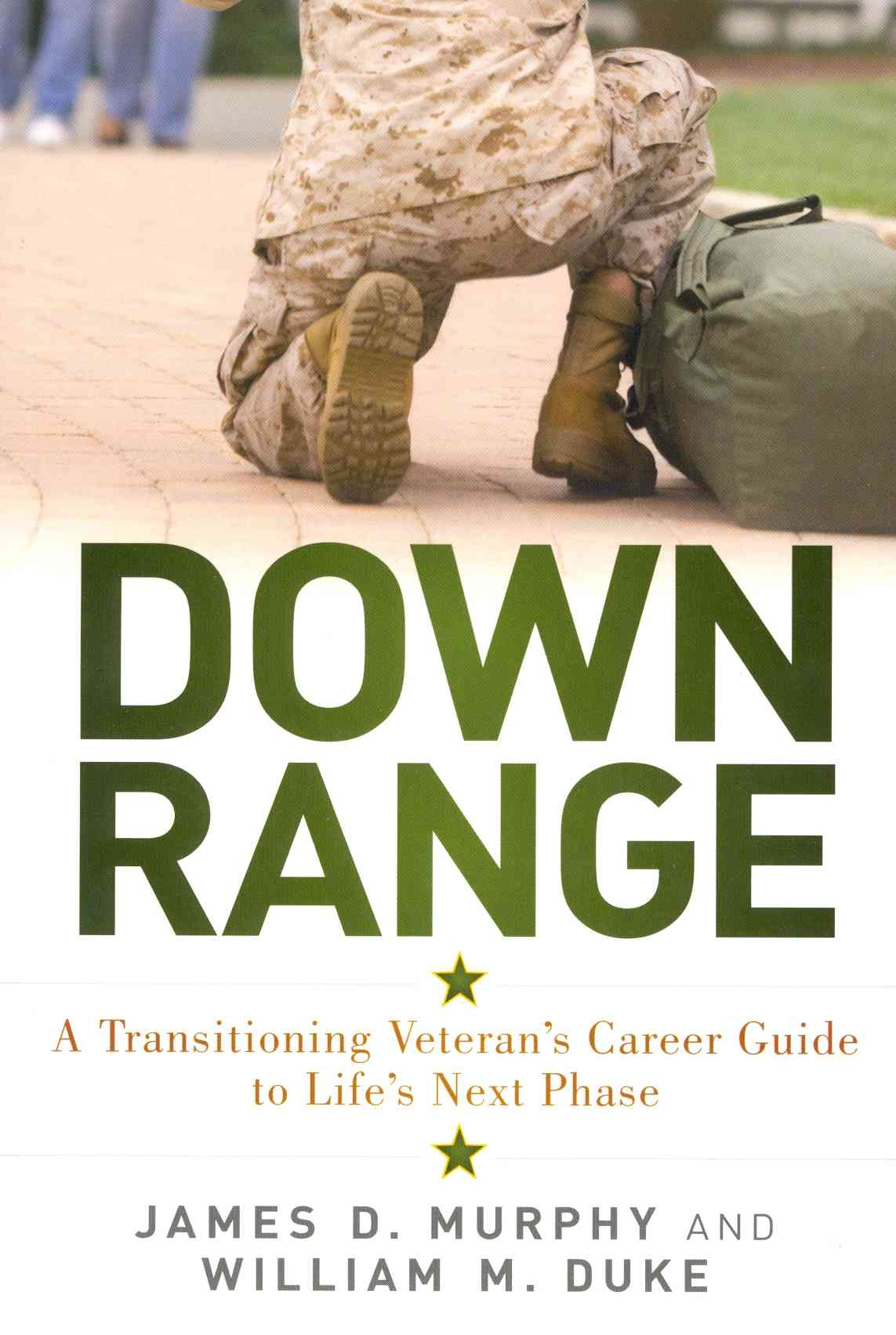 Down Range By Murphy, James. D/ Duke, William M.